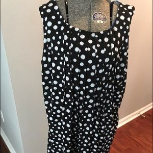Dress barn dress size 18 woman